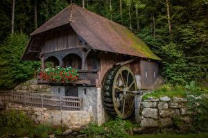 Фото Здания Водяная мельница