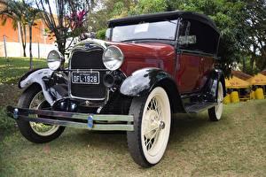 Обои Ретро Форд ссылку на оригинал Ford Model DFL- 1928