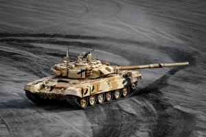 Обои Танки Т-90 Российские Т-90C