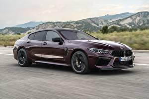 Фотография BMW Движение Купе M8 Gran F93 2019