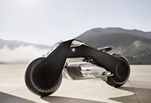 Фото БМВ 2016 Motorrad VISION NEXT 100 мотоцикл