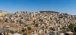 Обои Израиль Здания Холм City of David