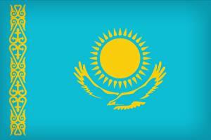 Фотографии Казахстан Флаг