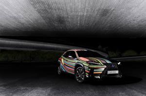 Фото Лексус Стайлинг 2019 UX 250h F SPORT by René Turrek авто