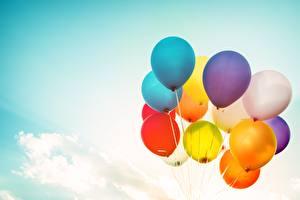 Фотография Небо Воздушных шариков
