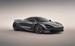 Фото McLaren Серые Металлик 720S авто