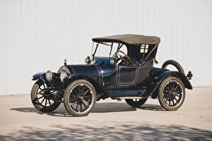 Картинка Buick Ретро Синих 1914 Model B-36 Roadster автомобиль