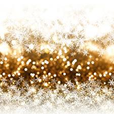 Картинки Новый год Текстура Снежинки
