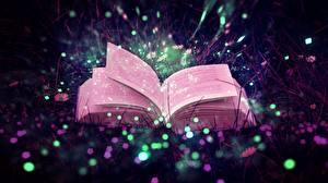 Картинка Волшебство Книги Фантастика