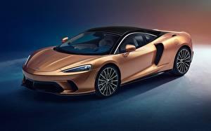 Фотография McLaren Металлик 2019, Mclaren GT машины