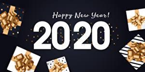 Фото Рождество На черном фоне 2020 Слова Английская Подарок