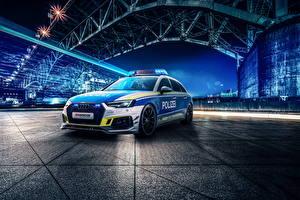 Фотография Ауди Стайлинг Полицейский 2019-20 ABT RS 4-R Avant Tune it! Safe! Concept