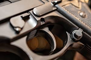 Фотография Макросъёмка Вблизи Пистолеты