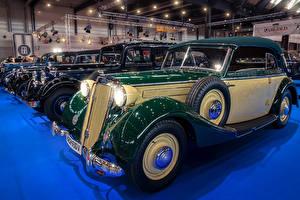 Картинки Винтаж 1939 Horch 930V авто