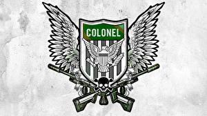 Фотографии Логотип эмблема Отряд самоубийц 2016 Татуировки Rick Flag кино