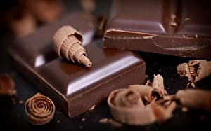 Обои Шоколад Вблизи Пища