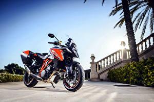 Обои KTM Мотоциклы 2016-20 1290 Super Duke GT Мотоциклы картинки