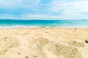 Картинки Море Пляжа Песок