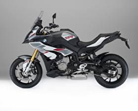 Картинки БМВ Сбоку Углепластик S 1000 XR 2016–20 мотоцикл