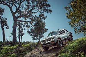 Фотография Ниссан Пикап кузов Серая Внедорожник 2019-20 Navara N-Trek Warrior авто