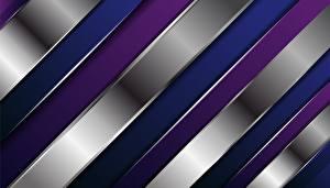 Картинки Текстура Полосатая Серебристый Фиолетовых Синий
