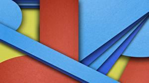 Обои Геометрия Разноцветные pattern 3D Графика