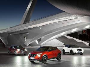 Фотография Nissan Втроем 2019-20 Juke авто
