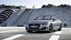 Картинка Audi Серый Металлик Родстер A5, 2019 авто