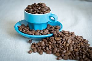 Картинки Кофе Чашке Зерно