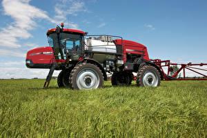 Обои Поля Сельскохозяйственная техника 2011-19 Case IH Patriot 4430