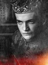 Фотография Игра престолов (телесериал) Вблизи Корона Лица Joffrey Baratheon кино