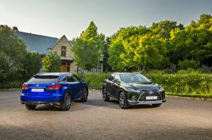 Фото Lexus Двое Металлик 2019-20 RX машины