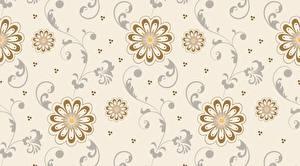Картинки Текстура Узоры цветок