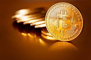 Фото Bitcoin Монеты