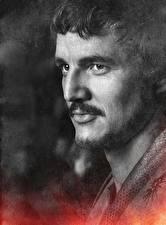 Картинки Игра престолов (телесериал) Вблизи Мужчины Лица Oberyn Martell (Red snake) Фильмы Знаменитости