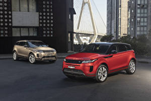 Картинка Range Rover CUV 2 2019-20 Evoque