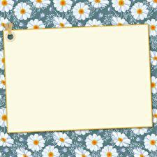 Фотографии Лист бумаги Шаблон поздравительной открытки Бумаге