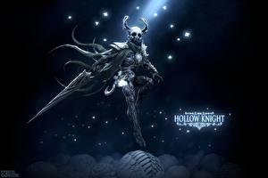 Обои Воители Меча Рога Hollow Knight, Keos Masons Игры