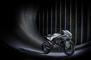 Фото Сбоку 2016 Husqvarna Vitpilen 401 Aero Concept Мотоциклы