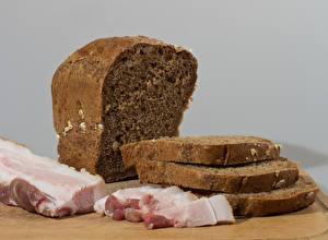 Картинка Хлеб Сало