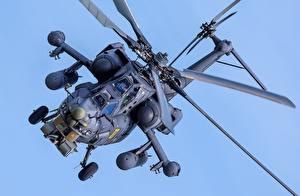 Картинка Вертолет Русские Mil Mi-28H