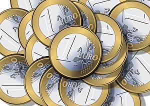 Картинки Деньги Монеты Евро 1