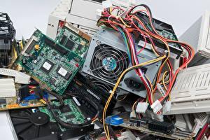 Фотографии Старая Электрический провод programmed obsolescence, components