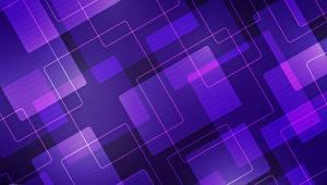 Обои Геометрия Узоры Текстура Синий Голубой 3D Графика картинки