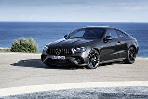 Фотография Mercedes-Benz Серый Купе 2020 E 53 4MATIC Coupé Worldwide