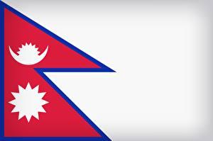 Фотографии Флага Nepal Large Flag