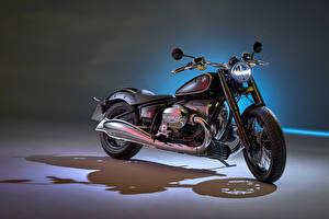 Фото БМВ 2020 R18 First Edition мотоцикл