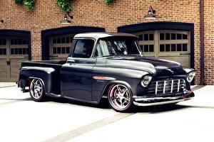 Картинки Chevrolet Стайлинг Пикап кузов Truck 3100 автомобиль