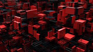 Картинки Геометрия 3D Графика