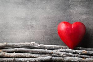 Фотография День всех влюблённых Сердце Шаблон поздравительной открытки